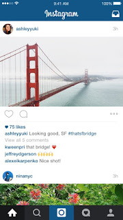 Instagram for Android and iPhone update brings support for Landscape and Portrait Formats