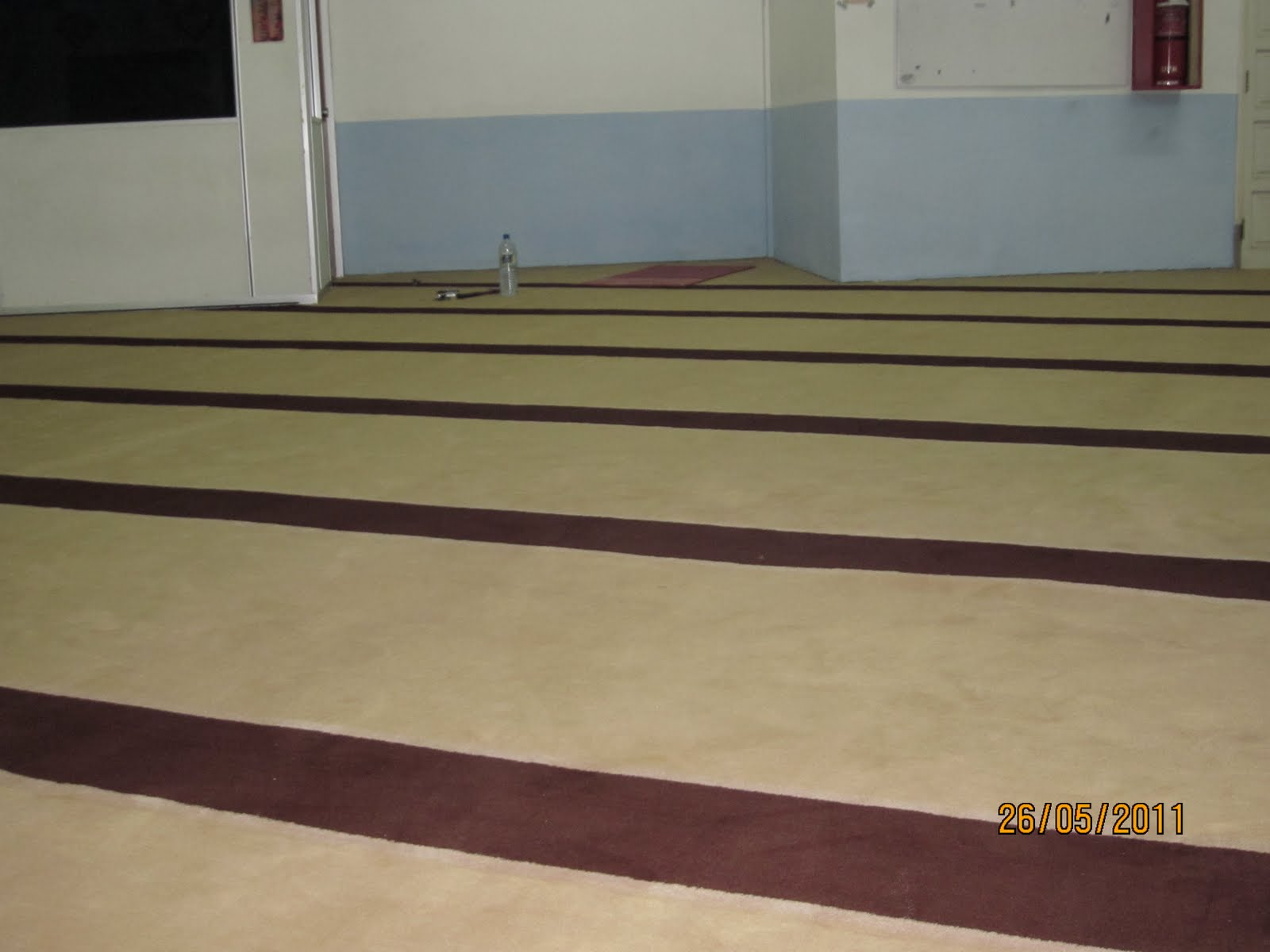 Designing Your Identity Supply and Install Carpet Surau
