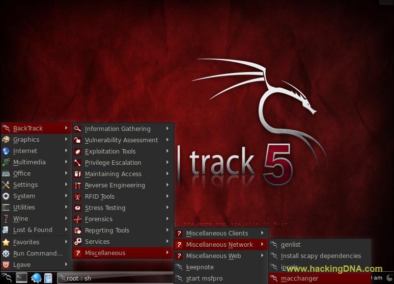 HackingDNA: 07/01/2012 - 08/01/2012