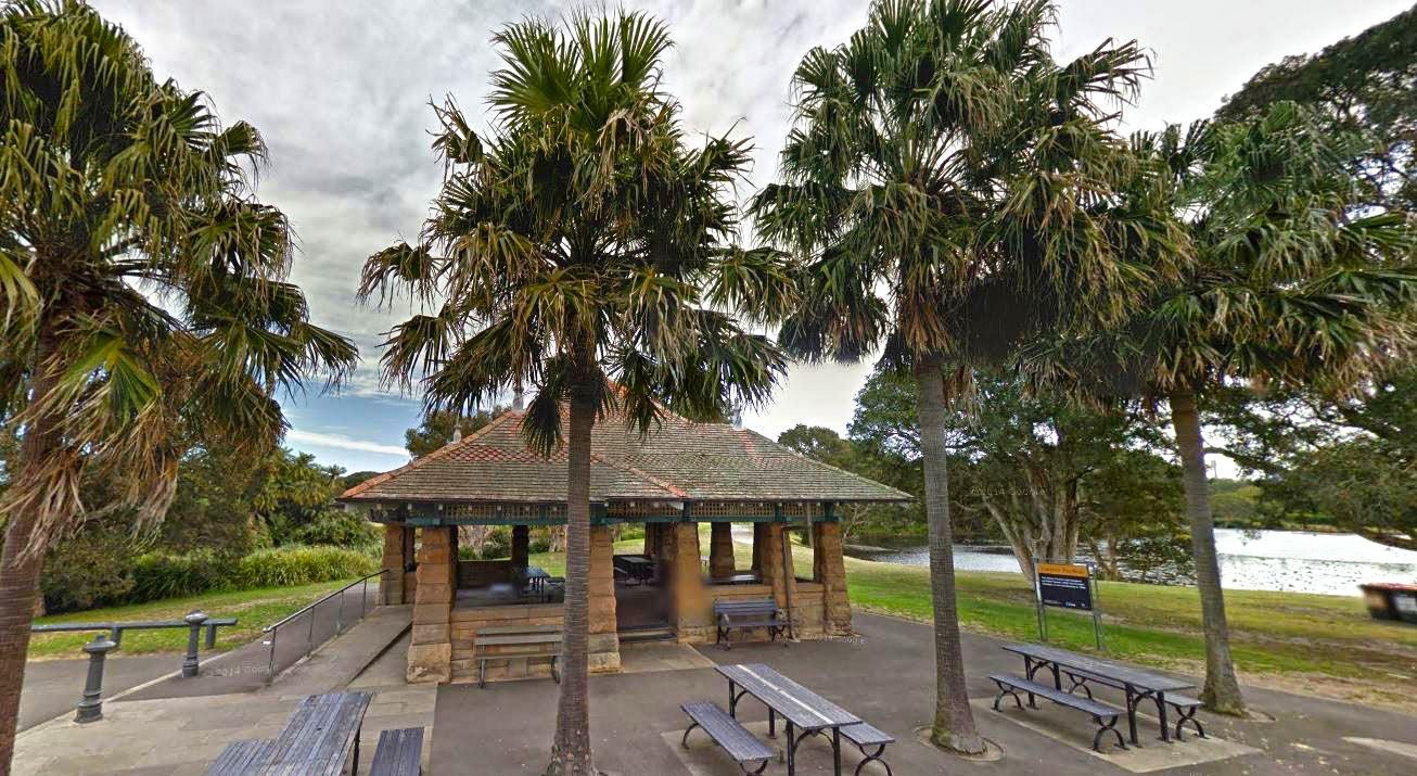 Vernon Pavilion
