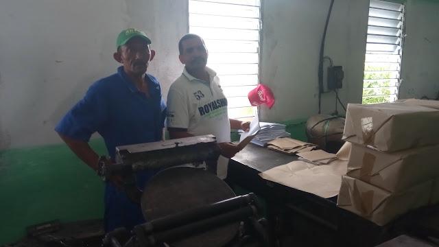 """Gumercindo: """"La imprenta es mi otra casa"""" (+AUDIO)"""