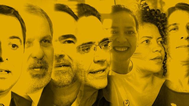 Em PE, Paulo Câmara tem 38% e Monteiro, 30%, aponta Datafolha