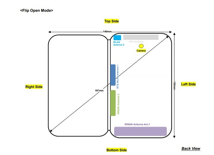 ZTE Axon M Dual-Screen Foldable Smartphone Gets FCC Approval