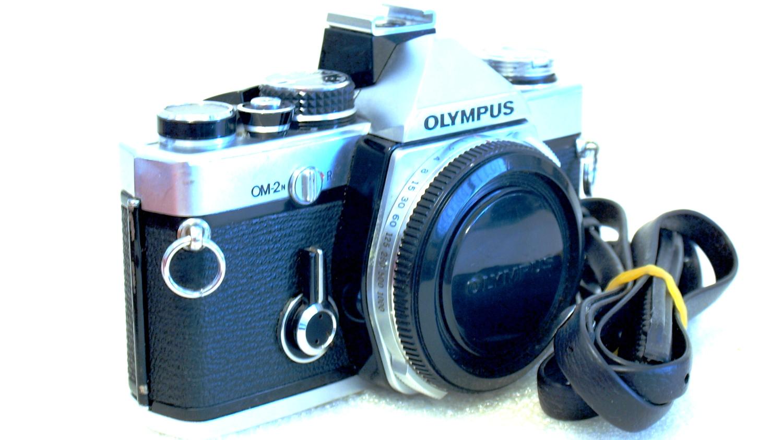 Olympus OM-2n (Chrome) Body #472