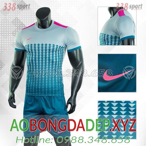 Áo Nike Aro 2019 Màu Xám Xanh Đẹp