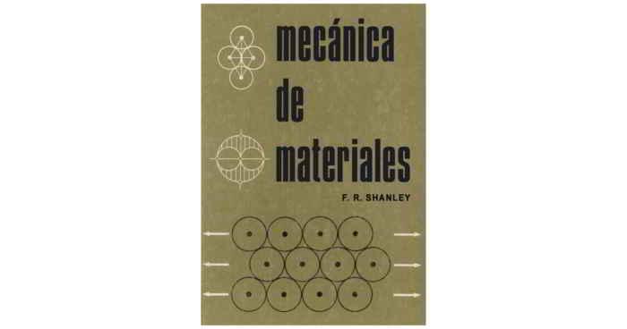 Descargar Mecánica de Materiales - Shanley