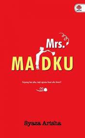 Review: Novel Mrs. Maidku
