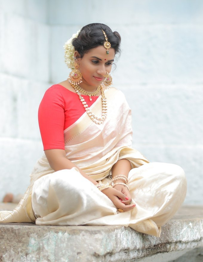 Actress Chetana Uttej Latest Hot Photoshoot Gallery