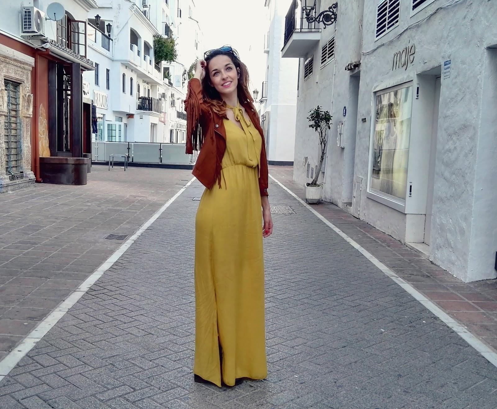 6acce1399ec Chaqueta para vestido amarillo – Chaquetas de hombre y mujer 2019