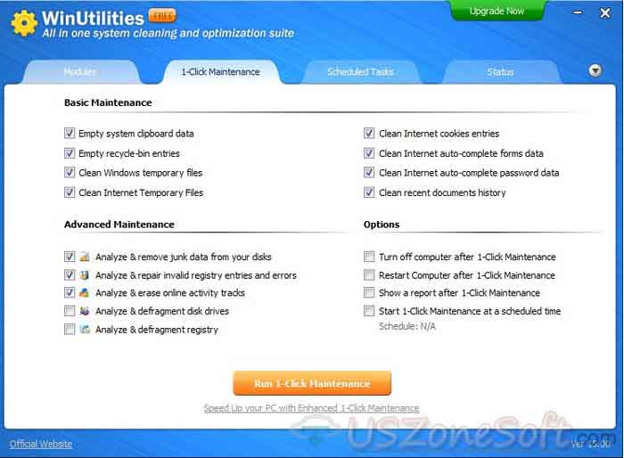 WinUtilities-1-click-to-maintenance