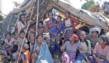 Kenapa pemerintah Myanmar tidak Memberikan Kewarganegaraan untuk Muslim Rohingnya