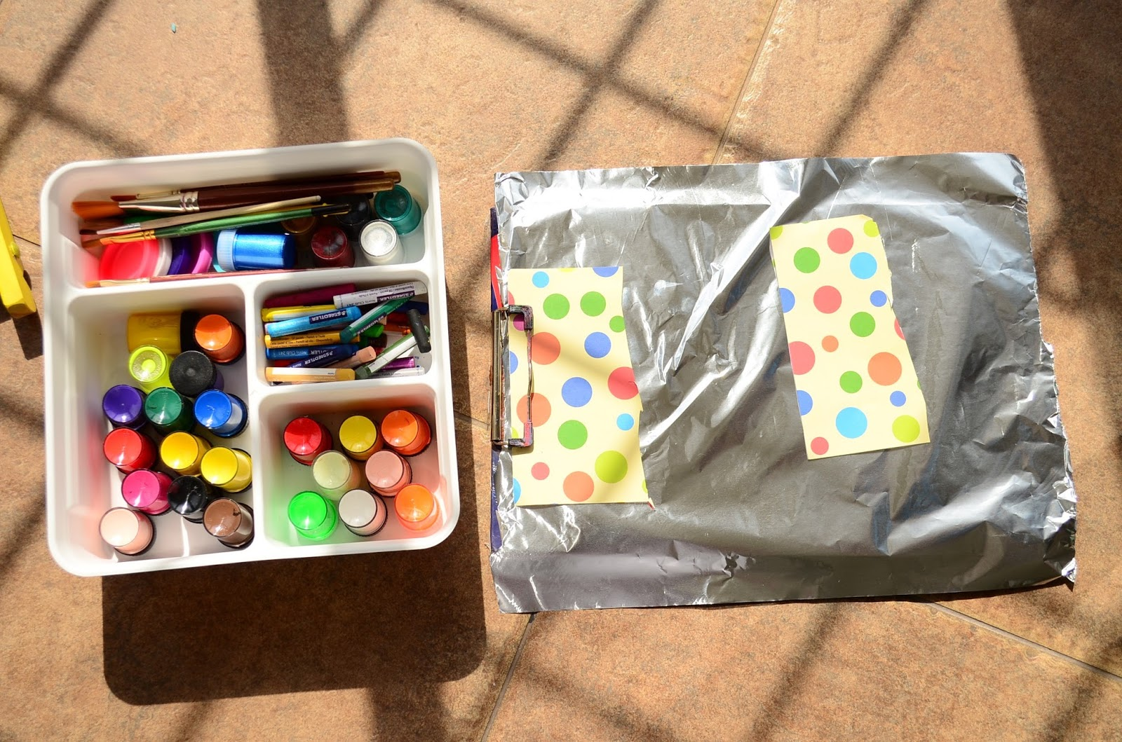 The Practical Mom: Paint on 7 Different Surfaces