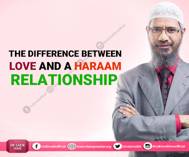 The Difference Between Love and a Haraam Relationship