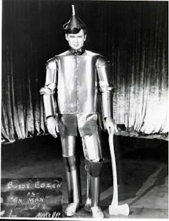 Buddy Ebsen as the Tin Man