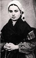 Bernadette Soubirous, la Santa di Lourdes