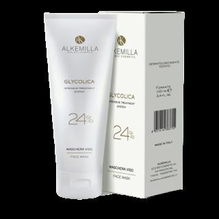 recensione Glycolica System Alkemilla Eco Bio Cosmetics  maschera 24%