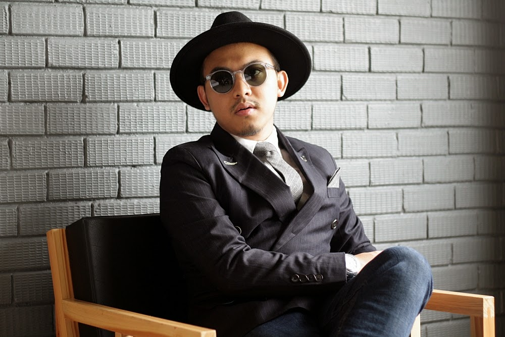 DELUXSHIONIST MEN'S FASHION BLOGGER INDONESIA HERDIANA SURACHMAN