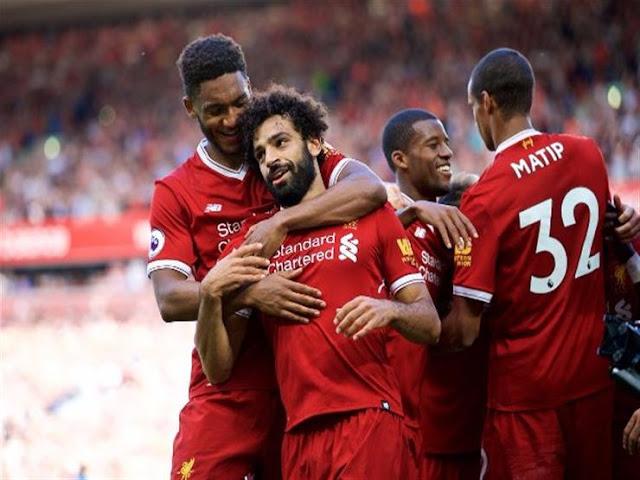 رسميا | محمد صلاح يحصل علي جائزة لاعب الشهر مع ليفربول