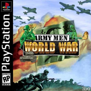 Download Play Army Men World War Playstation Emulator Rom Game Online