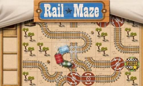 Rail Maze Train Puzzler Games Free Download