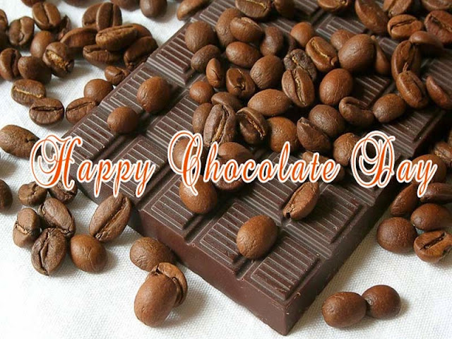 Happy Chocolate Day Whatsapp DP