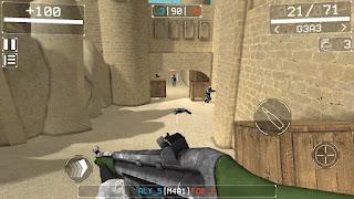 Squad Strike 3 : FPS v1.7 Mod