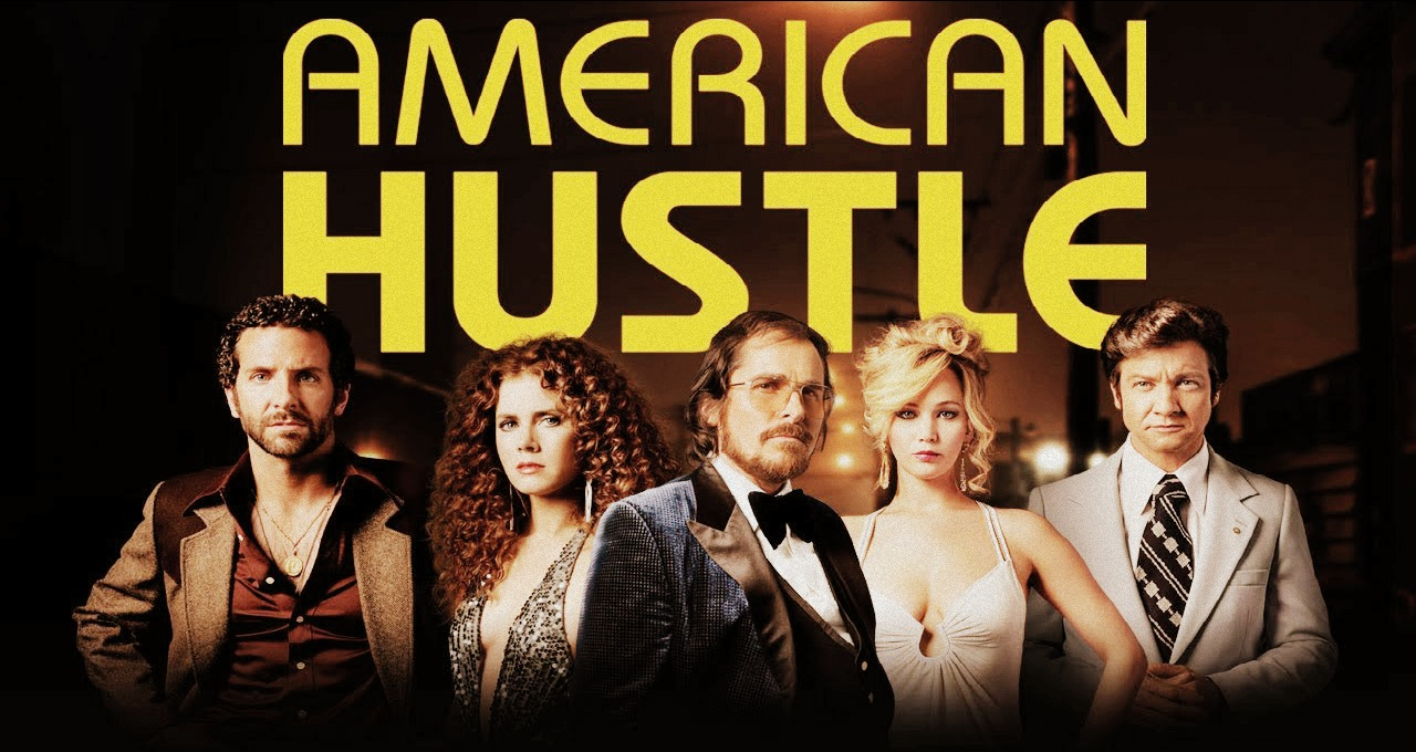 American Hustle film review