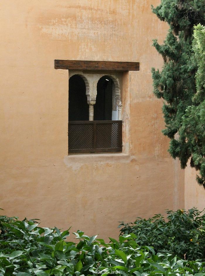 Jardín de Daraxa, Alhambra