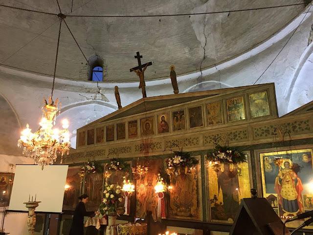"""Εκδήλωση για την """"Αρχιτεκτονική Ιστορία και Αποκατάσταση του Ιερού Ναού Αγίων Κωνσταντίνου και Ελένης στο Άργος"""""""