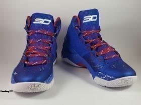 Sepatu Basket Under Armour Curry 2 Providence