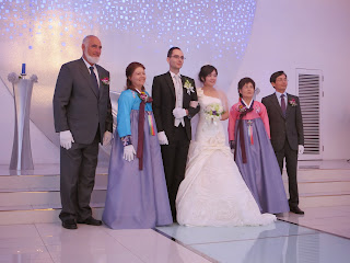 Korean wedding photos