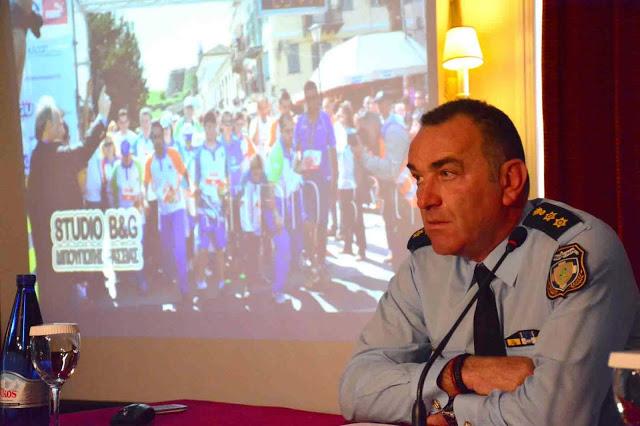 Αποστρατεύθηκε ο Αστυνομικός Διευθυντής Γιάννης Γαλάνης
