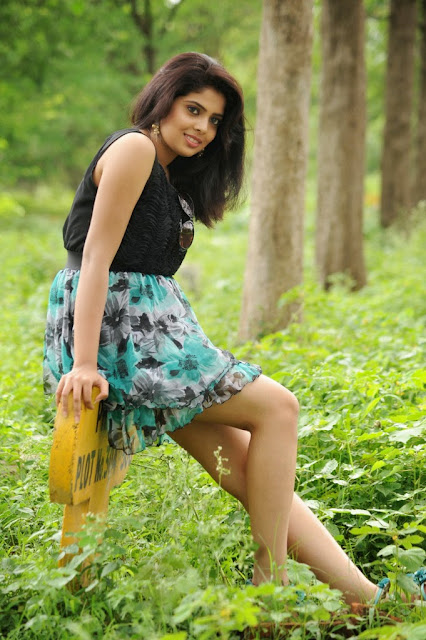 Shravya hot photo shoot