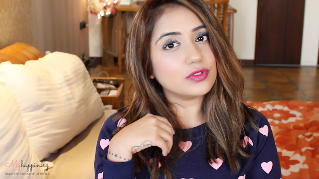 myhappinesz, top indian youtube beauty gurus, makeup, fashion, lifestyle, komal, angels