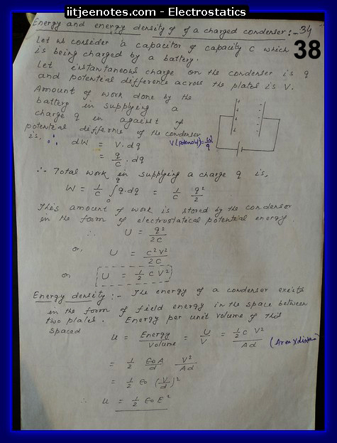 physics class 12 notes
