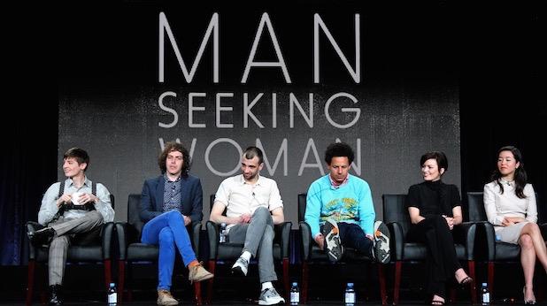 Jay Baruchel Simon Rich | Man Seeking Woman | FXX