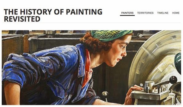 THE HISTORY OF PAINTING REVISITED