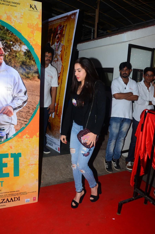Madhuri Dixit, Vaani Kapoor at Akshay Kumar's Toilet - Ek Prem Katha Premiere