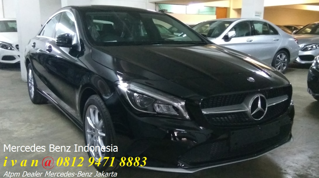 New cla 200 fl facelift 2017 indonesia dealer mercedes for Mercedes benz service b coupons 2017