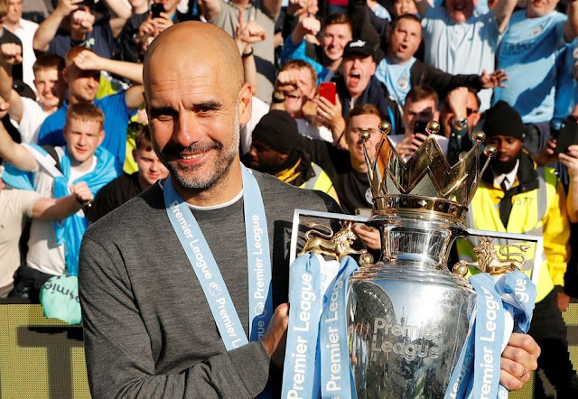 Pep Guardiola: Mùa giải tới sẽ còn khó khăn hơn