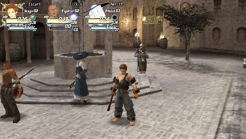 Valhalla Knights Download Game Psp Ppsspp Psvita Free