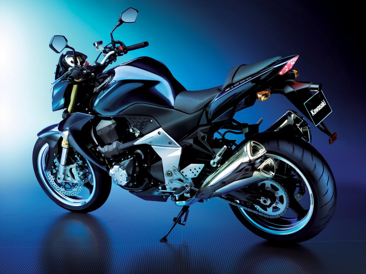 Foto de stock gratuita sobre kawasaki, moto, z1000