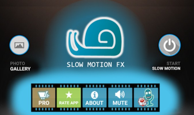 Aplikasi Video Slow Motion Android - Slow Motion Video FX