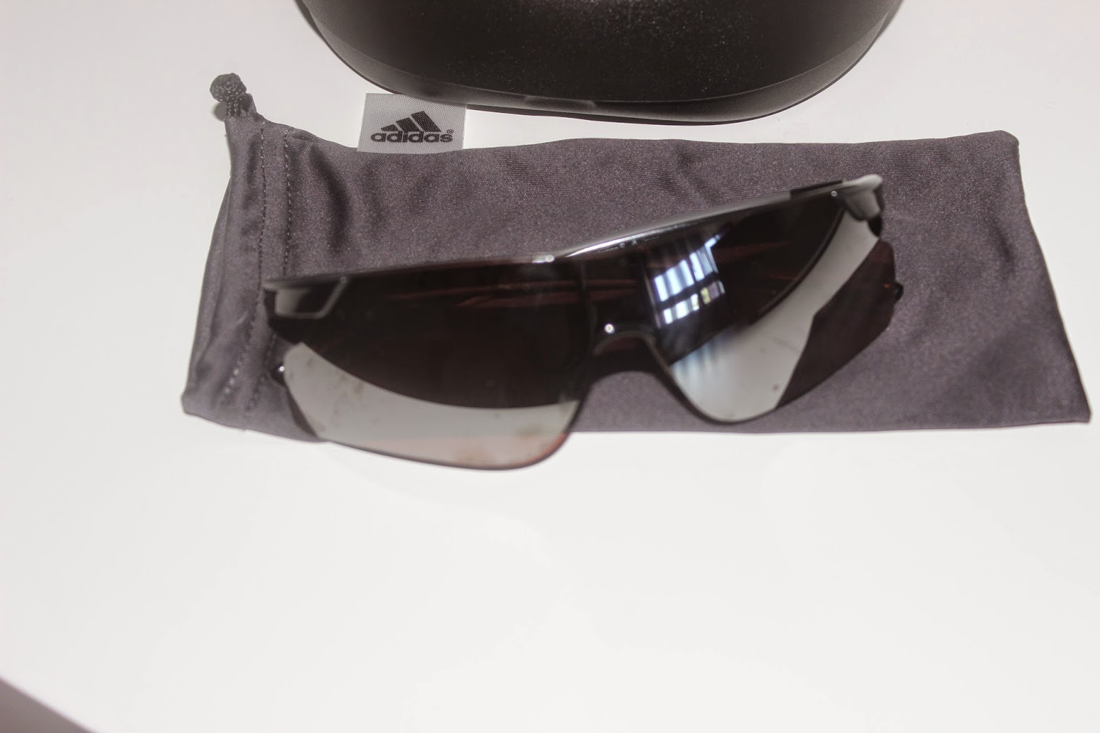 3e3d6f06e Óculos de Sol de Corrida adidas adizero tempo S - Review ...