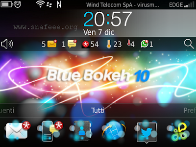 Blackberry Themes