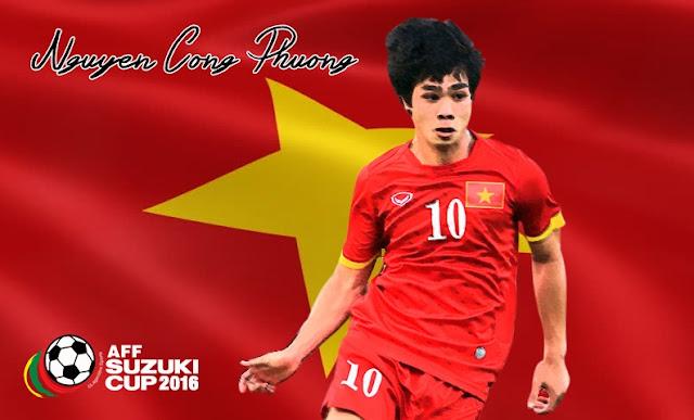 Nguyen Cong Phuong, Messinya Vietnam, Messi from Vietnam, AFF Suzuki Cup 2016