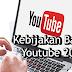 Kebijakan Baru Youtube 2018, Kini Harus 1000 Subs