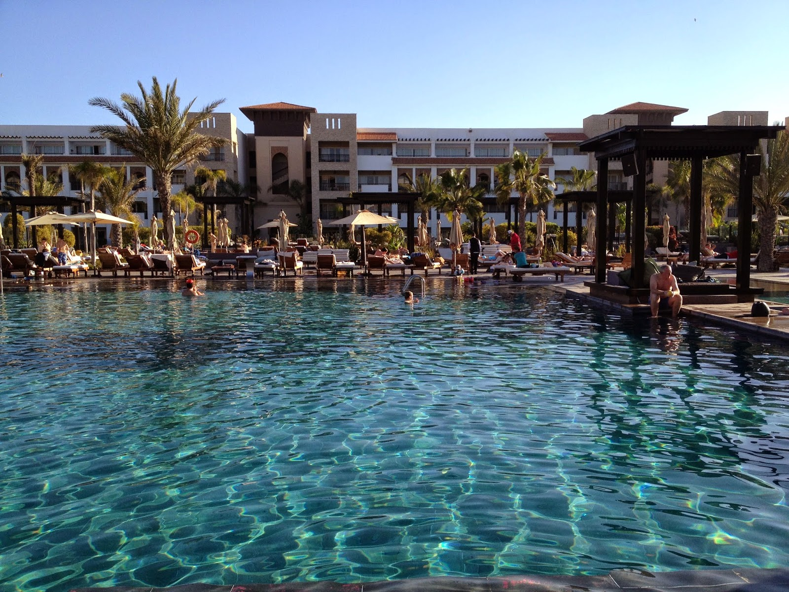 Agadir - Riu Tikida Beach - Morocco