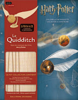 kit collector le quidditch