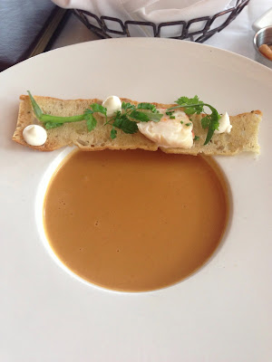 Yachtsman Lobster Bisque